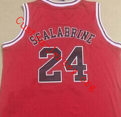 brian scalabrine jersey red