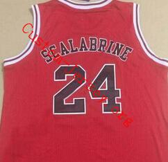 brand new 6a67f 0f2e2 Brian Scalabrine | Custom Jersey - Cheap Customized stitched ...