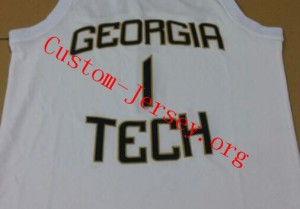 iman shumpert georgia tech jersey