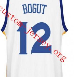 Andrew Bogut #12 basketball jersey