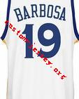 Leandro Barbosa #19 basketball jersey