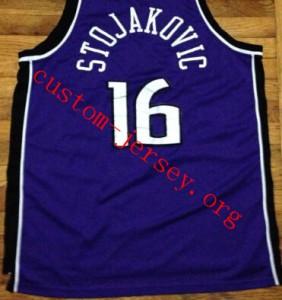 Peja Stojakovic jersey
