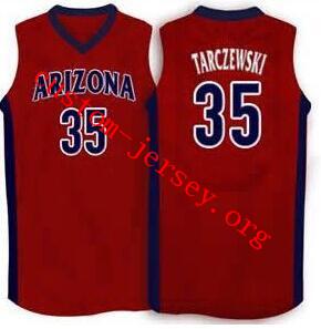 Kaleb Tarczewski Arizona Wildcats  jersey