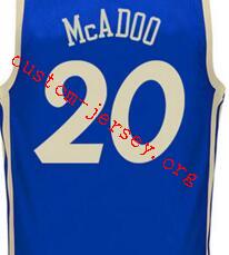 2015-16 New Season James Michael McAdoo #20 jersey