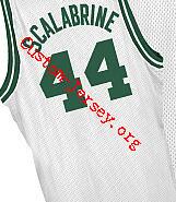 #44 brian scalabrine jersey white