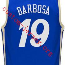 Leandro Barbosa 2015 Christmas jersey