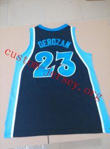 #23 DEMAR DEROZAN COMPTON HIGH SCHOOL JERSEY