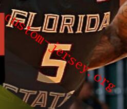 Malik Beasley Florida St. basketball jersey