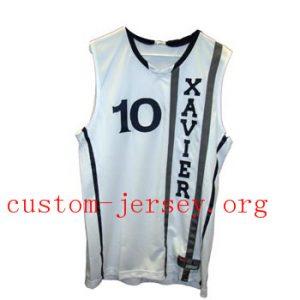 Xavier Musketeers basketball Jersey