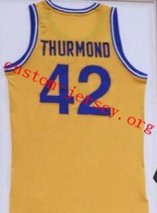 #42 Nathaniel Thurmond basketball jersey