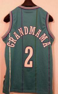 new arrival 38dd7 48136 Larry Johnson Nickname Jersey   Custom Jersey - Cheap ...
