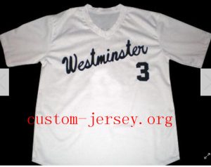 """WESTMINSTER H.S. """"A. RODRIGUEZ"""" #3"""