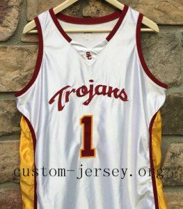 size 40 b26be 23d23 Nick Young USC Trojans Jersey | Custom Jersey - Cheap ...
