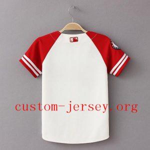 fashion MLB blank jersey