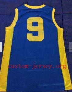 Custom DEGRASSI H.S. Basketball JERSEY