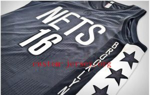 "Custom Brooklyn Nets Unveil NETS ""Remix"" Jerseys"