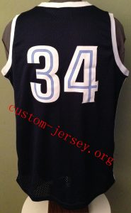 #34 Villanova Wildcats Stitched Authentic NCAA Basketball Jersey