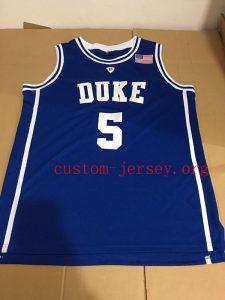 Luke Kennard dunk basketball jersey