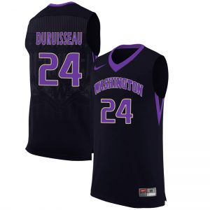 Devenir Duruisseau Washington Huskies jersey