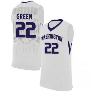 Dominic Green Washington Huskies jersey