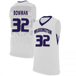 Greg Bowman Washington Huskies jersey