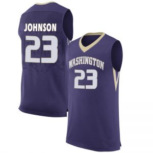 Carlos Johnson Washington Huskies jersey