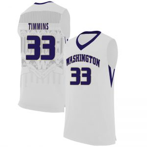 Sam Timmins Washington Huskies  jersey