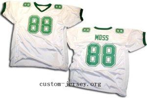 randy moss Marshall Thundering Herd  University football jersey