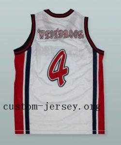 Russell Westbrook Leuzinger High School Olympians Basketball Jersey