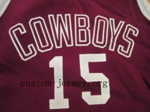RUSSELL  MADISON COUNTY HIGH SCHOOL basketball jersey