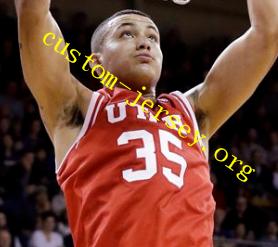 #35 kyle kuzma utah basketball jersey