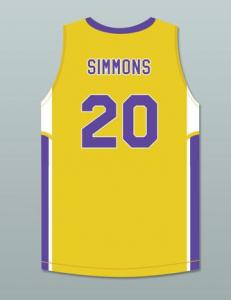 Ben Simmons Montverde Academy Eagles Jersey