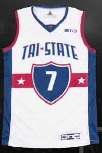 TRI STATE – JERMAINE O'NEAL jersey