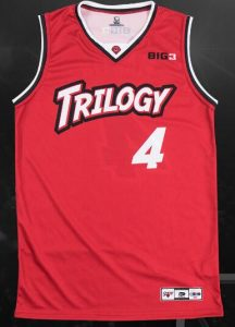 TRILOGY – KENYON MARTIN jersey