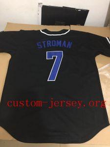 Duke Marcus Stroman jersey