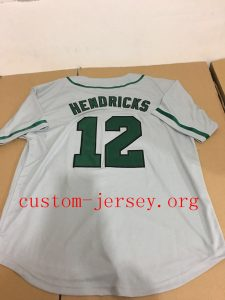 Kyle Hendricks  dartmouth college jersey