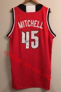 Donovan Mitchell Louisville jersey