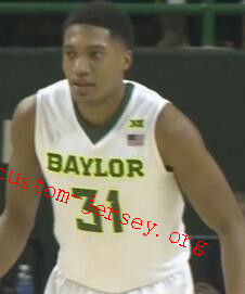 T.J. Maston Baylor Bears jersey