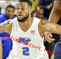 Antwain Johnson Middle Tennessee Blue Raiders jersey