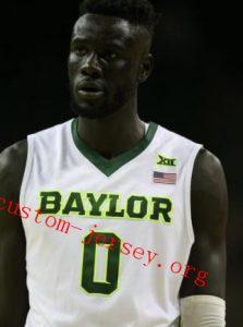Jo Acuil Baylor Bears jersey