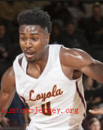 Donte Ingram loyola chicago jersey
