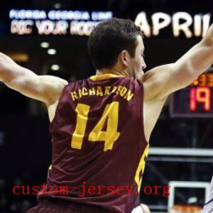 Ben Richardson loyola chicago  jersey
