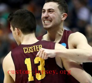 Clayton Custer loyola chicago